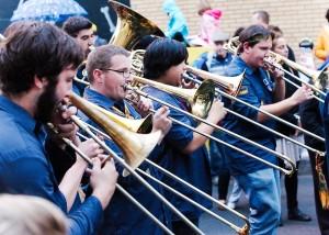 Party Band Trombones